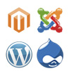hosting wordpress y joomla